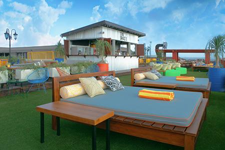daybed - Hotel Garden furniture